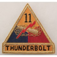 11th ARMORED DIVISION...