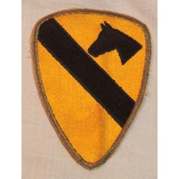 1st Cavalry Division 2ème GM