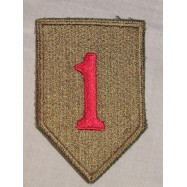 "1st INFANTRY DIVISION ""BIG..."