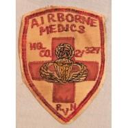 INSIGNE AIRBORNE MEDICS HQ...