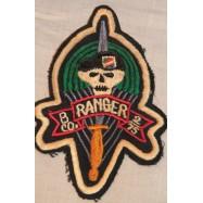 INSIGNE RANGER B CO. 2/75...