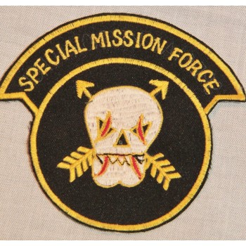 INSIGNE SPECIAL MISSION FORCE US VIETNAM