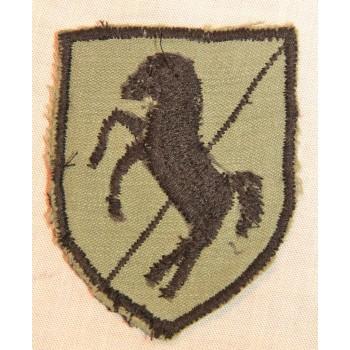 INSIGNE 11th ARMOURED CAVALRY REGIMENT US VIETNAM