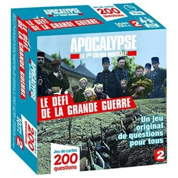 APOCALYPSE LE DÉFI DE LA GRANDE GUERRE par FRANCE 2