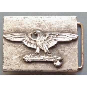 BOUCLE DE CEINTURON DE LA RSI 1943-1945. RSI BELT BUCKLE