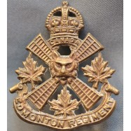 LOYAL EDMONTON REGIMENT...