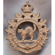 THE ONTARIO REGIMENT CANADA...