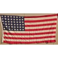DRAPEAU USA 48 ETOILES 2ème...