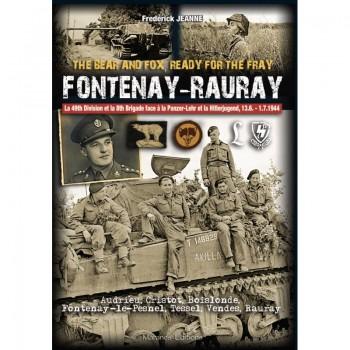 FONTENAY-RAURAY THE BEAR AND FOX, READY FOR THE FRAY
