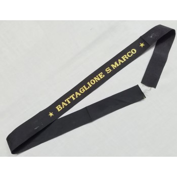 BANDE DE BACHI BATAILLON SAN MARCO ITALIE