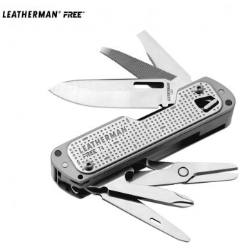 LEATHERMAN OUTIL MULTIFONCTIONS FREE T4