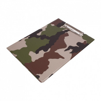 CLASSEUR A4 CLIP CAMOUFLAGE ARES