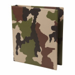 CLASSEUR A4 CAMOUFLAGE ARES