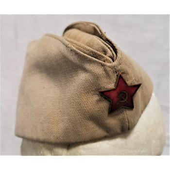 BONNET DE POLICE ARMEE ROUGE 1939-1945 WW2 RUSSIAN ARMY