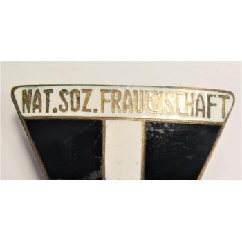 INSIGNE DEUTSCHES FRAUENSCHAFT ALLEMAGNE 1933-1945 NSF