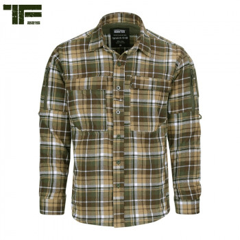 TF-2215 CHEMISE FLANELLE CONTRACTOR - 135505