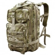 "MUSETTE 25 L  ""ASSAULT PACK""  MULTICAM CONDOR"