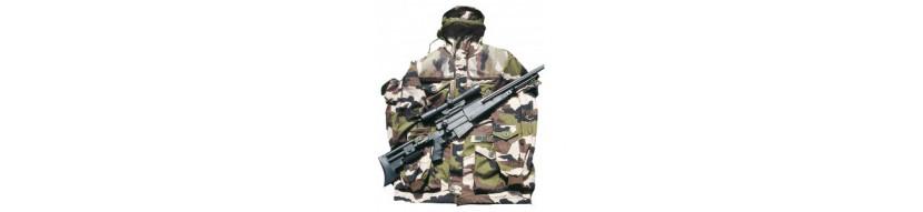 Equipements de sniper