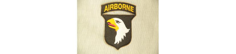 Unités Airborne