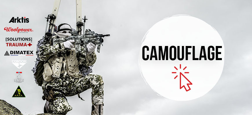 Camouflage militaire